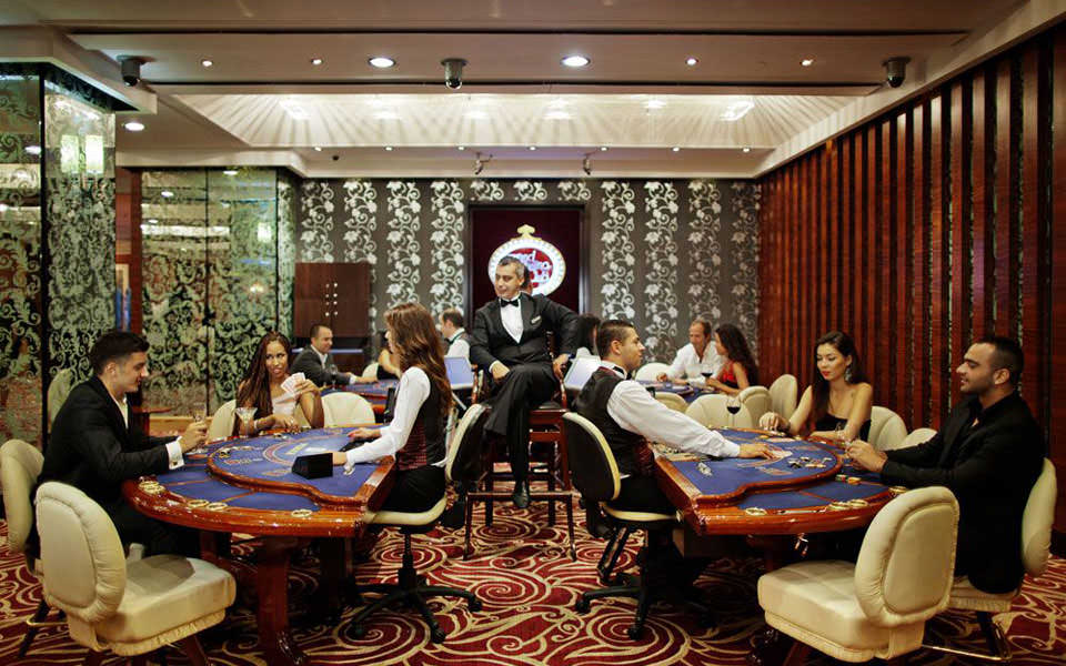 Merit Poker Room and Casino